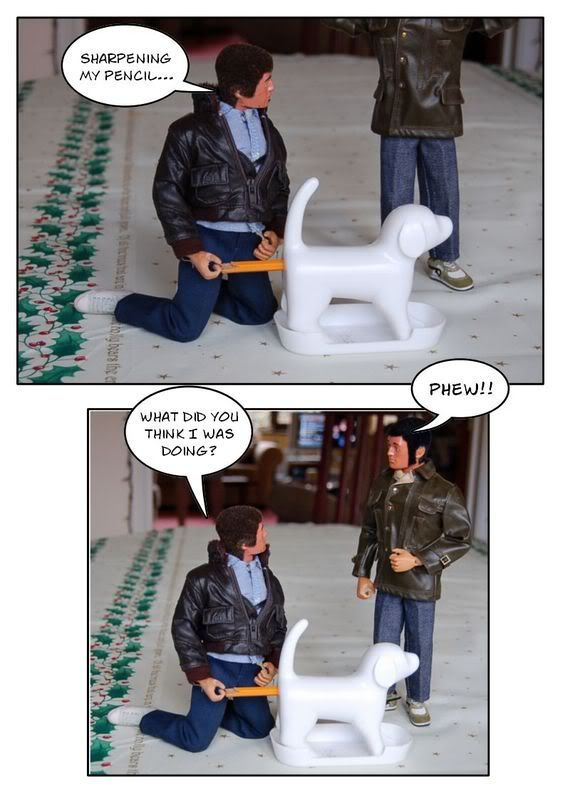 Bodie & Doyle A Shaggy Dog Story Page_5