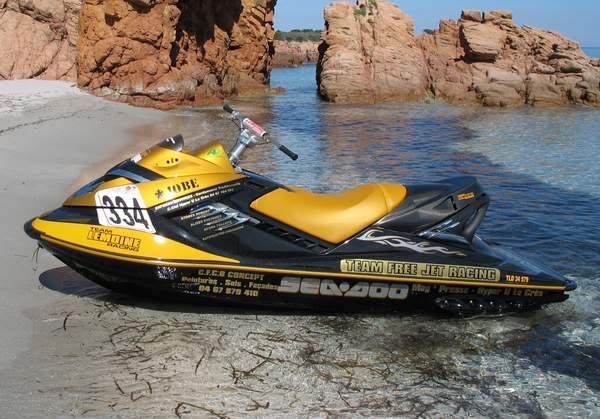 Vend RXT F1 280 cv RXTExored