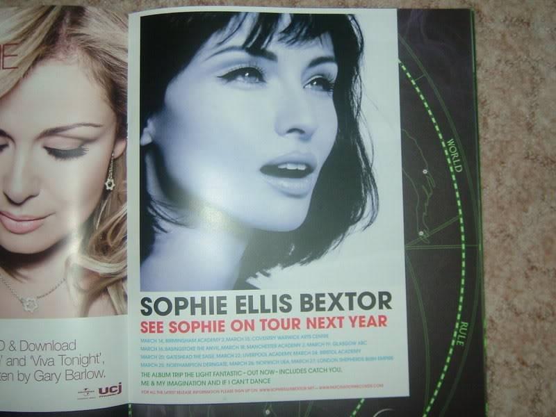 Sophie Ellis Bextor DSCF4479