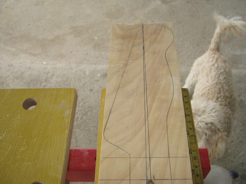 Projeto Precision Bass IMG_0646