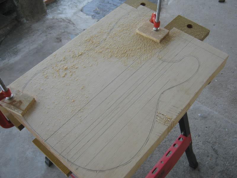 Projeto Precision Bass IMG_0628