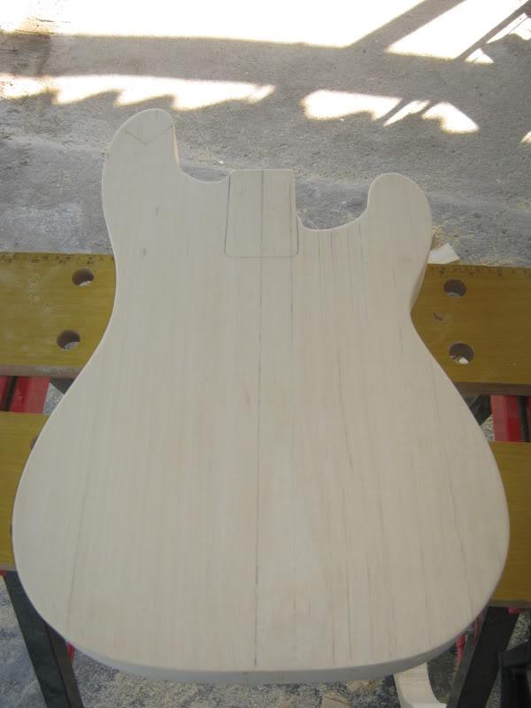 Projeto Precision Bass IMG_0642