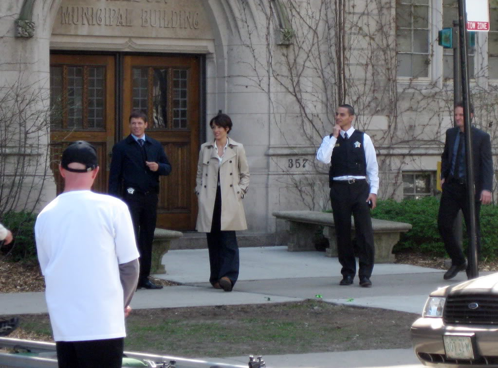 """The Chicago code"" (TV serie 2011) /protagonista principal IMG_0491"
