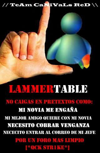 No A Los Lammers! Por Un Foro Sin Lammers Lammertablexa6