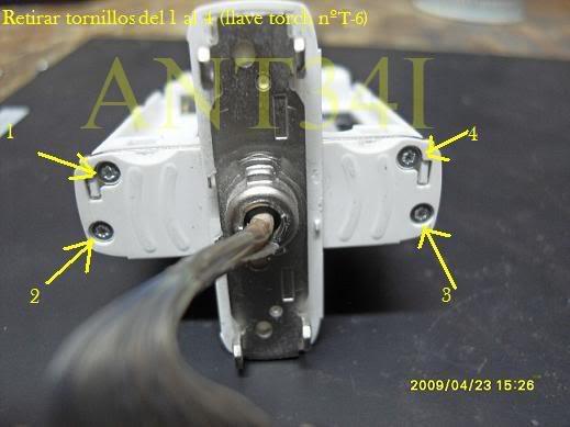 Solucion al problema de giro del nokia 5700 y desarmar by ant34i 14