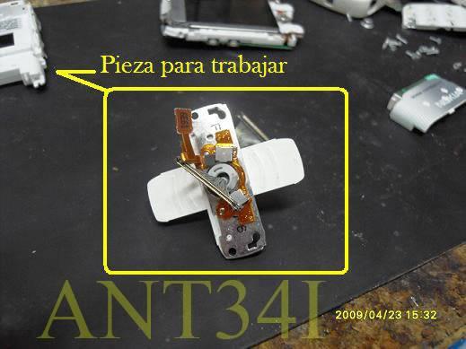 Solucion al problema de giro del nokia 5700 y desarmar by ant34i 21