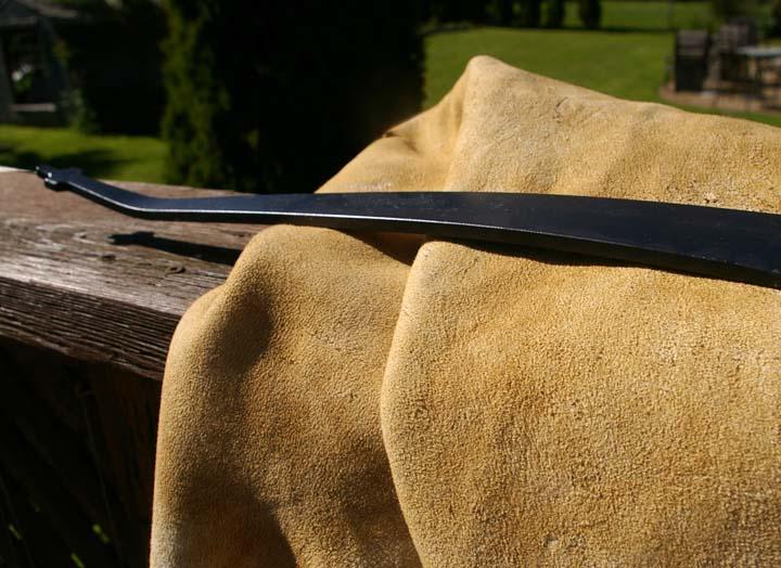 Etched stirrup- Buckskin for prod BuckSkinProd_zps59ce9bfb