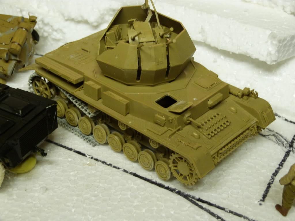 flakpanzer wirbelwind /sdkfz 251 / m20 + diorama ardennes P1000404
