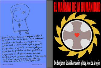 Libro El Mañana de La Humanidad de BSP y FJA EMDLHtapaycontratapa