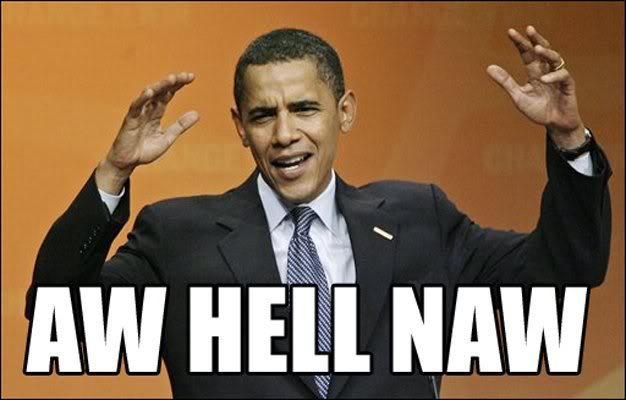 2012: The Polar Shift Obama-aw-hell-naw