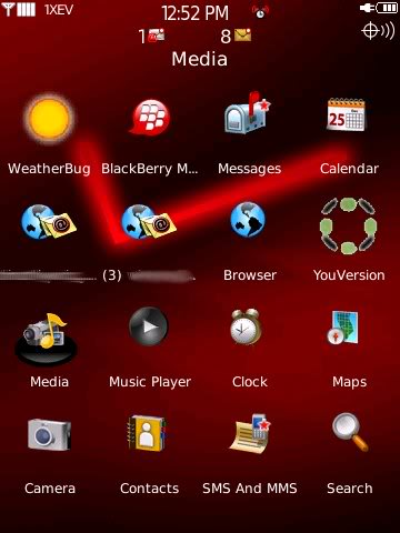 temas para blackberrys muchos a tu gusto Icons-2