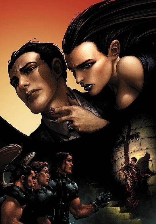 X-Men Extra Nº98 (Fevereiro/2010) Elibard01