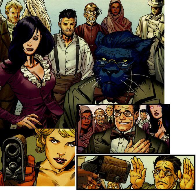 X-Men Nº103 (Julho/2010) X-men-origin3