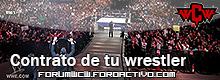 Contrato de tu wrestler