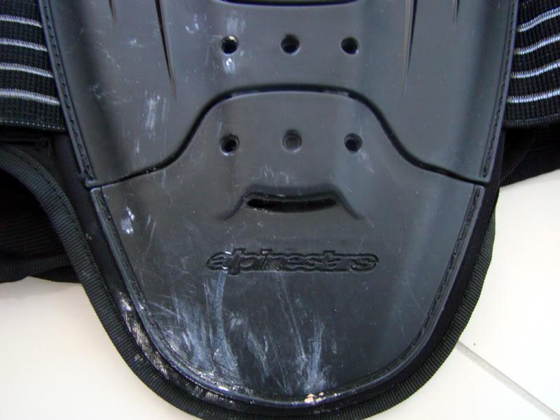 Jaqueta, luva, capacete, calça.... quem usa? DSC06762