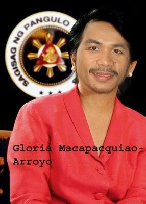 gloria macapacquiao - arroyo Pictures, Images and Photos