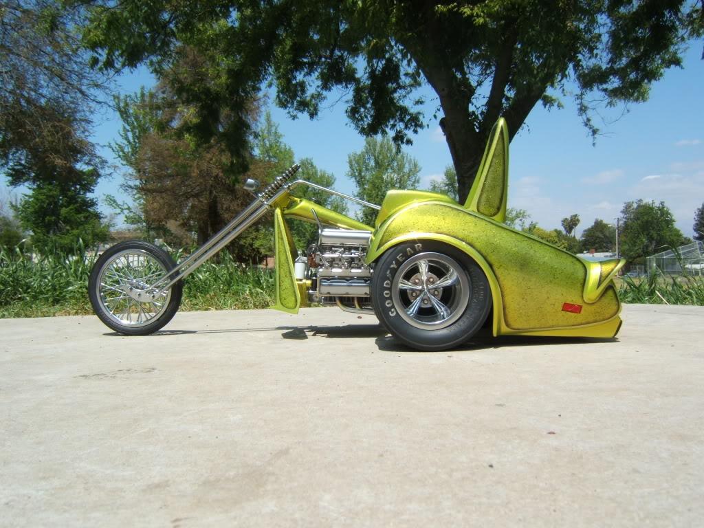 Corvair/ Corvette Trike DSCF0001