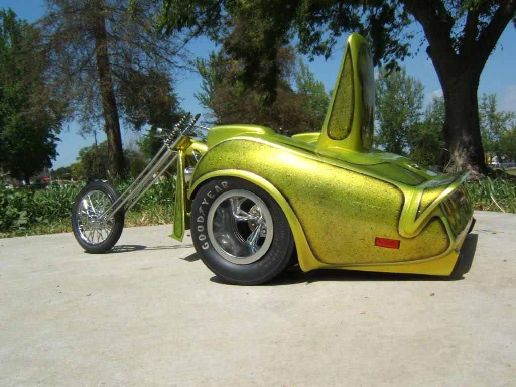 Corvair/ Corvette Trike DSCF0003