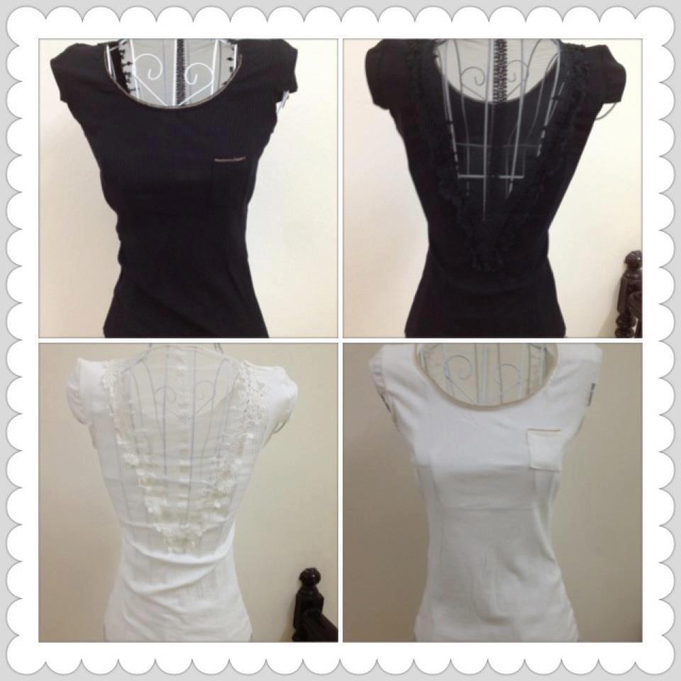CandyPooh shop chuyên váy, áo sơ mi, vest,... hàng Tqxk, VNxk Aocottonlngpharen_150k