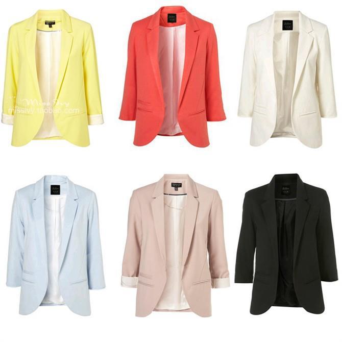 CandyPooh shop chuyên váy, áo sơ mi, vest,... hàng Tqxk, VNxk Blazer6mau_400k