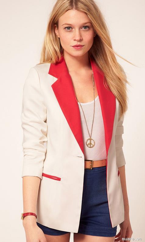 CandyPooh shop chuyên váy, áo sơ mi, vest,... hàng Tqxk, VNxk Vestasos_420k