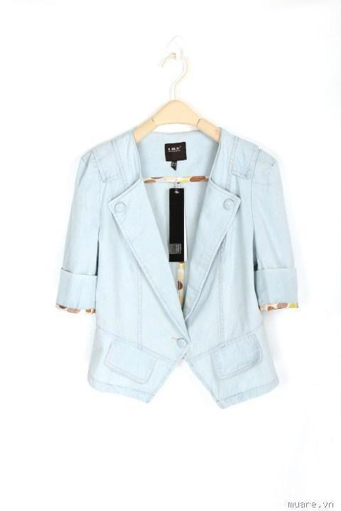CandyPooh shop chuyên váy, áo sơ mi, vest,... hàng Tqxk, VNxk Vestlily_490k