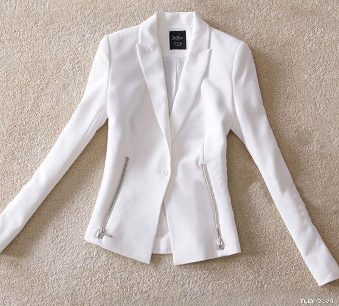 CandyPooh shop chuyên váy, áo sơ mi, vest,... hàng Tqxk, VNxk Vesttrngkhoakeo2bn_450k