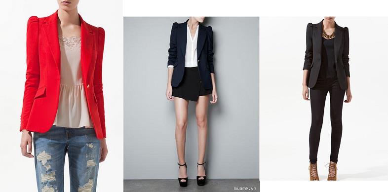 CandyPooh shop chuyên váy, áo sơ mi, vest,... hàng Tqxk, VNxk Vestzaravaibng_430k