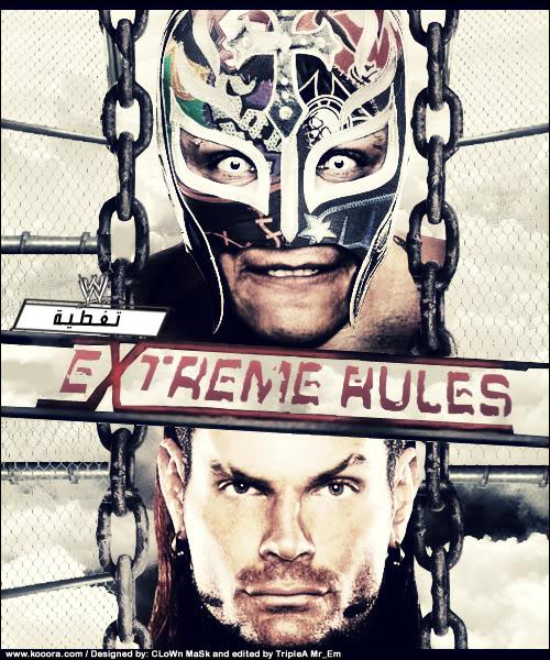 لعشاق المصارعة .... موسيقى العرض الشهير Extreme Rules 2009 موسيقى شديدة جدا وحصريا على حبيتك Extreme_rules09_poster_2