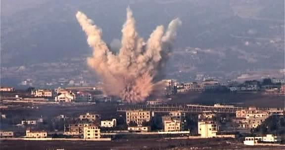 تحت القصف (2007) Under The Bombs 1-3