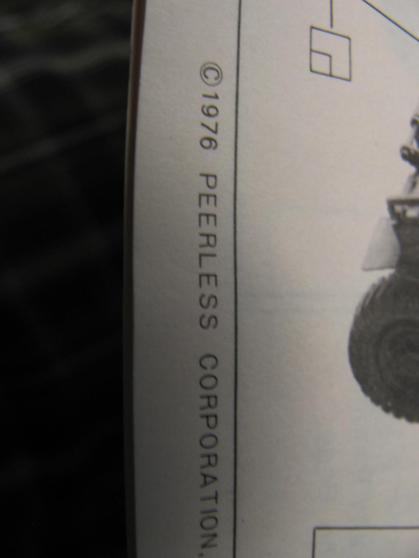 Peerless 3510 Canadian Chevrolet Field Gun Tractor 1/35 IMG_04091