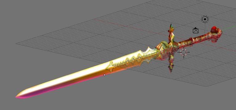 Anima Sword FlameSword
