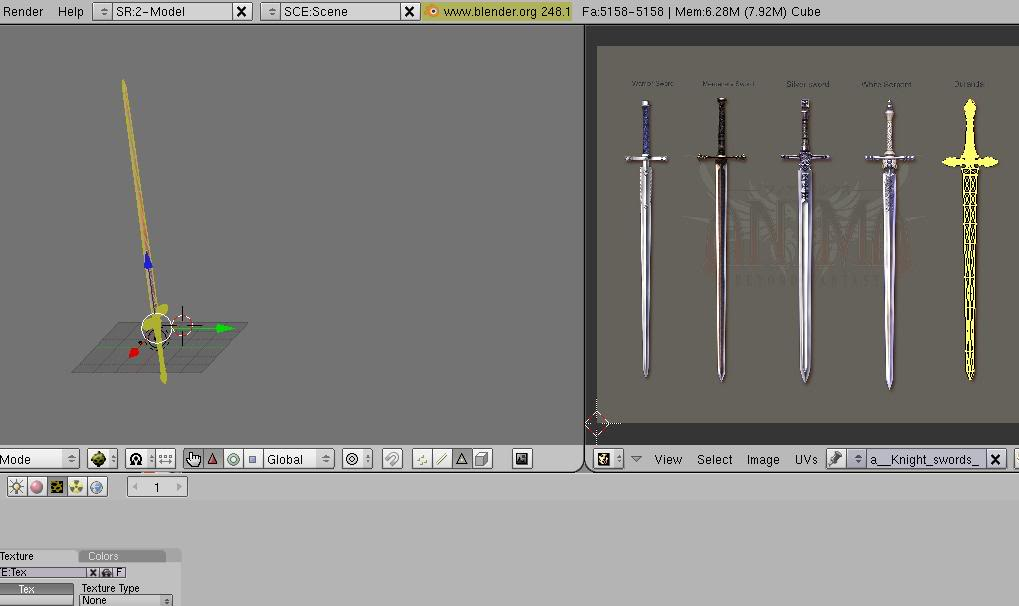 [Tut/Release] How to Save and Test Gunz weapons [by: Yune] Tutorial1