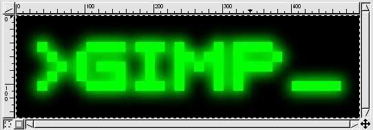 [The Gimp Tutorial] criar gifs Preta4