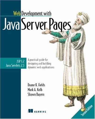 Java Server Pages-tb-cse/it.  WebDevelopmentwithJavaServerPages
