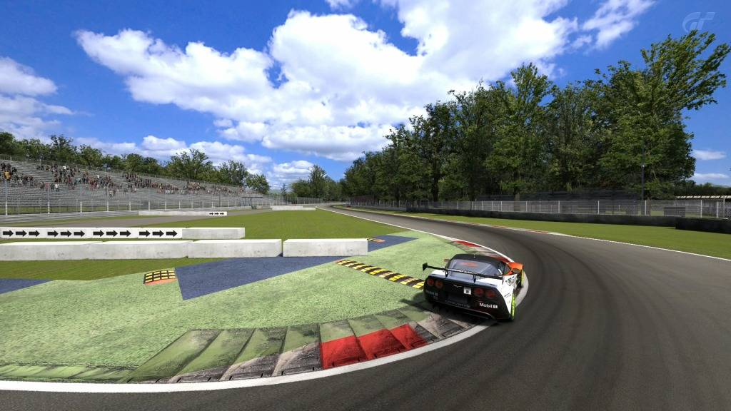 Normativa de Circuitos de Gran Turismo 5 AutodromoNazionalediMonza