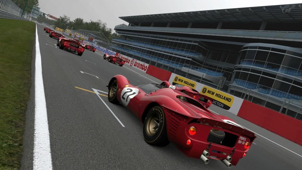 15 Monza - Ferrari 330 P4 AutodromoNazionalediMonza_1-1_zps40806896