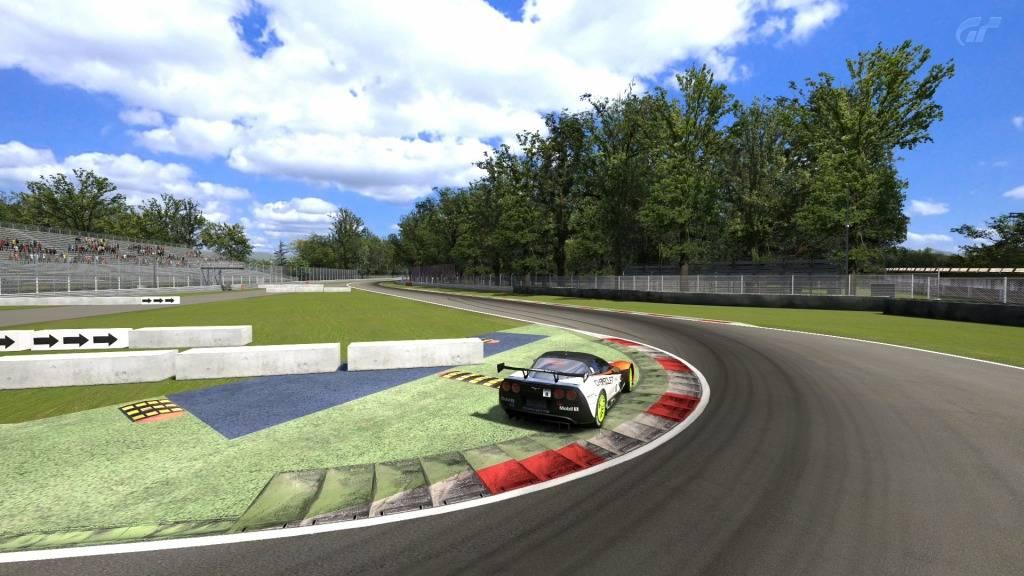 Normativa de Circuitos de Gran Turismo 5 AutodromoNazionalediMonza_1