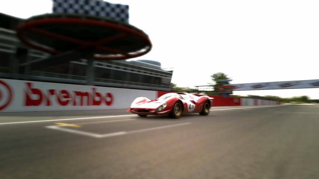 15 Monza - Ferrari 330 P4 AutodromoNazionalediMonza_8_zps26658739