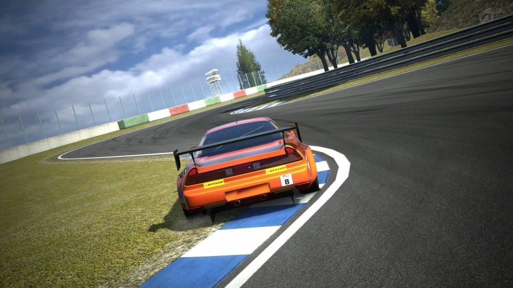 Normativa de Circuitos de Gran Turismo 5 AutumnRing_5