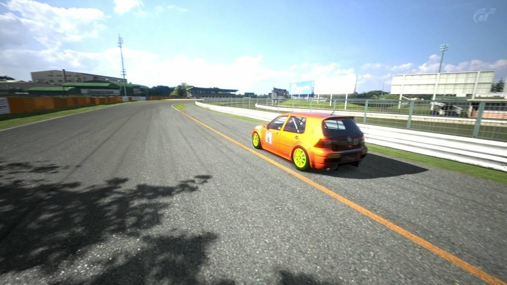 Normativa de Circuitos de Gran Turismo 5 TsukubaCircuit