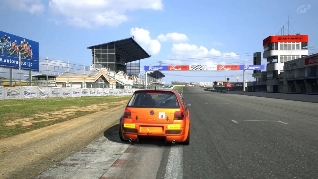 Normativa de Circuitos de Gran Turismo 5 TsukubaCircuit_2