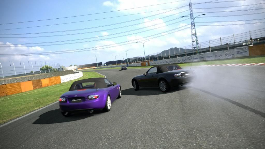 02  Tsukuba - Mazda Roadster TsukubaCircuit_7-1
