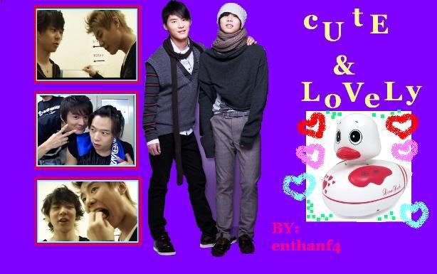 cUtE & LoVeLy: STARING YOOSU main YUNJAE KIMIN Cutelovelywinglin