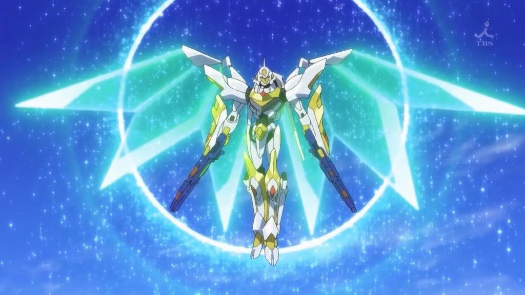 Suzaku Kururugi LancelotAlbion