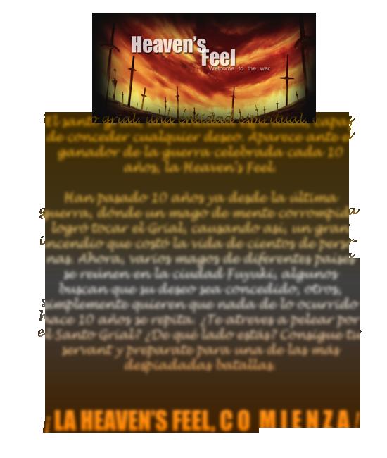 Heaven's Feel - Portal Historia-mejor