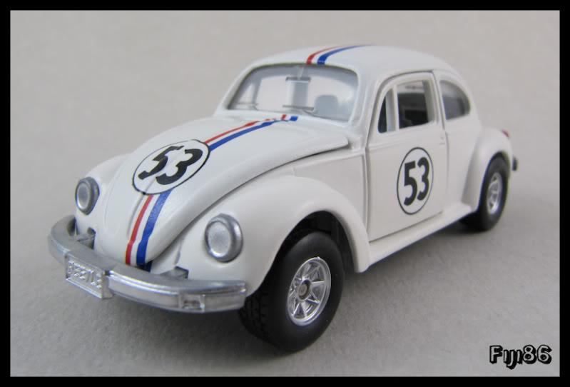 Tomica Dandy 1/43 - Herbie Custom IMG_4980