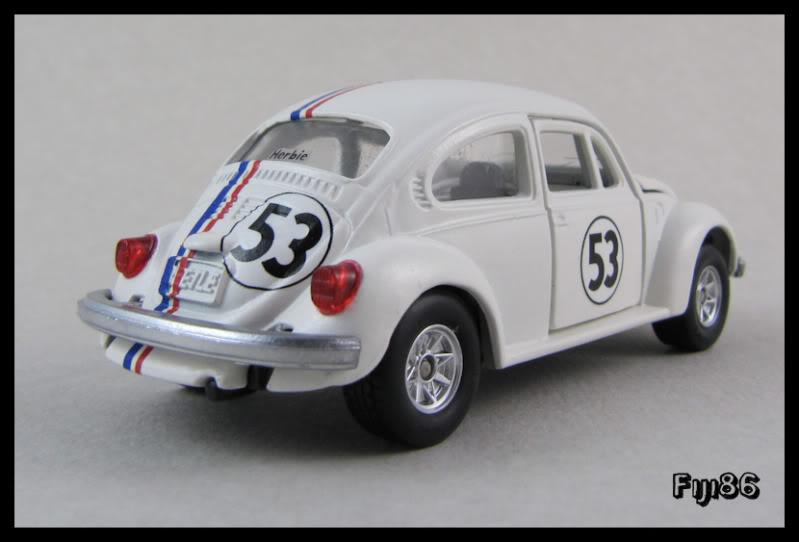 Tomica Dandy 1/43 - Herbie Custom IMG_4985