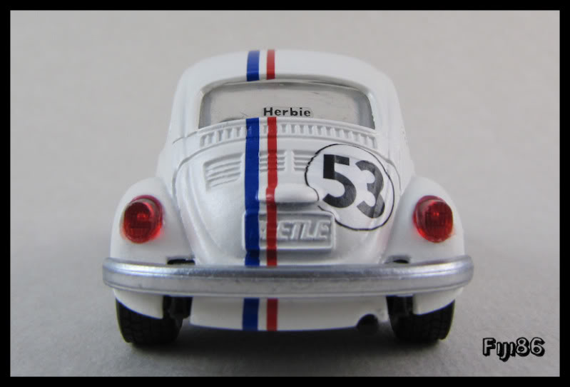 Tomica Dandy 1/43 - Herbie Custom IMG_4987