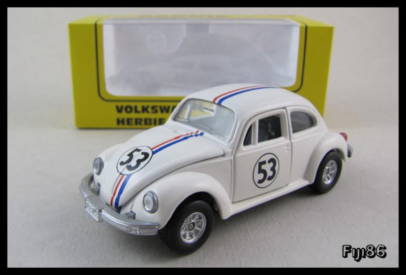 Tomica Dandy 1/43 - Herbie Custom IMG_4990